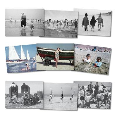 Een doosje vol herinneringen - Tijdreis - Strand