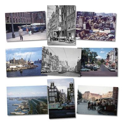 Een doosje vol herinneringen - Tijdreis - Amsterdam