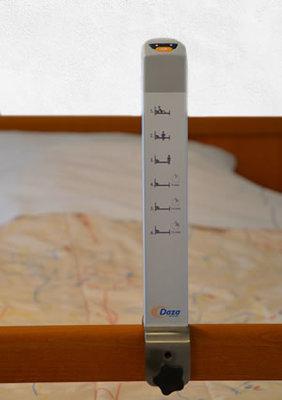 Bedalarm - bedscan voor 6 situaties - DAZA