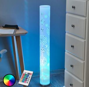 Snoezel lamp - Mirella - met veranderende kleuren en afstandsbediening