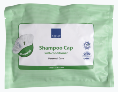 Shampoo Caps - Haar wassen zonder water