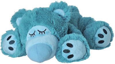Sleepy Bear turquoise - Warmte dier