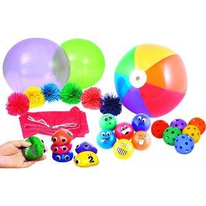 Ballenset voor ballondoeken