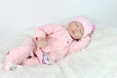 Reborn Babypop - slapend