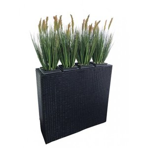Roomdivider kunst grassen