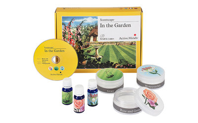 Geurbeleving - Scentscape - In de Tuin
