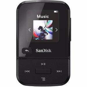 MP3 speler - Sandisk Sport Go 16GB Zwart
