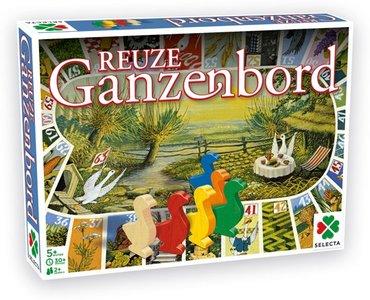 Reuze Ganzenbord