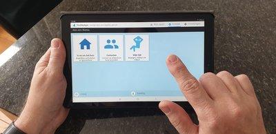 FindMyApps: Ondersteunt bij vinden van Apps voor mensen met geheugenproblemen