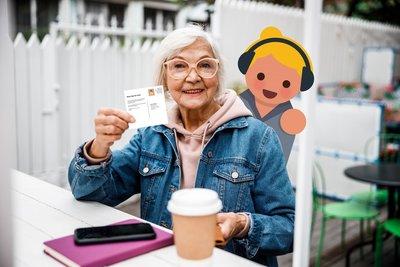Kaartje van omapost - zonder gedoe met je smartphone een kaartje sturen