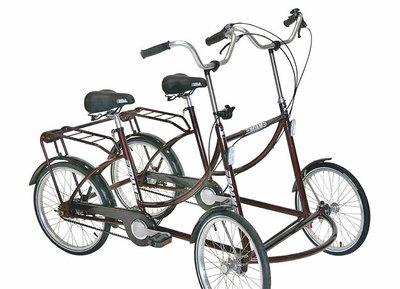 Fiets - Twinbike