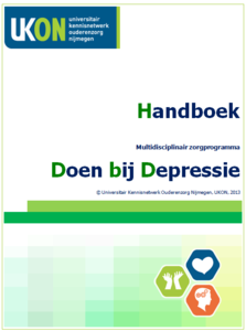 Handboek Zorgprogramma 'Doen bij Depressie'