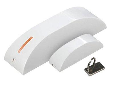 Draadloos deuralarm met simkaart - magneetcontact