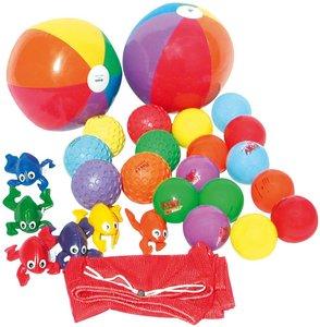 Ballenset voor ballondoeken - Parachute