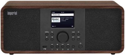 DABMAN radio i250-DAB-FM-BlueTooth5-voorzijde