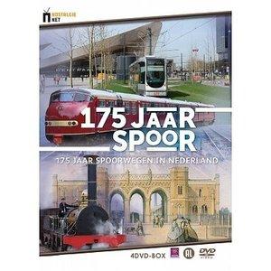 DVD Vroeger - 175 jaar Spoor