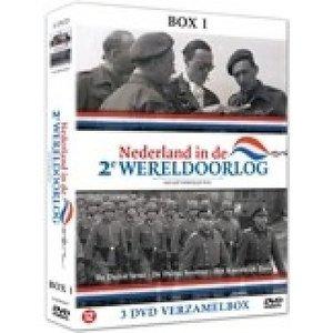 DVD Vroeger - Nederland in de Tweede Wereldoorlog - Box 1