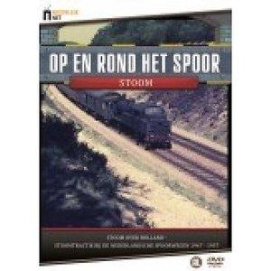 DVD Vroeger - Op en rond het Spoor