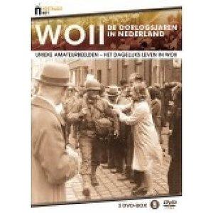 DVD Vroeger - WO2 - De Oorlogsjaren in Nederland