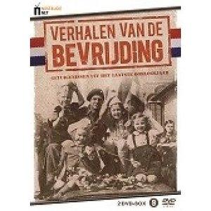 DVD Vroeger - WO2 - Verhalen van de Bevrijding