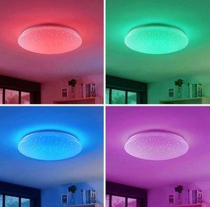 Snoezel lamp - Jelka - met veranderende kleuren en afstandsbediening
