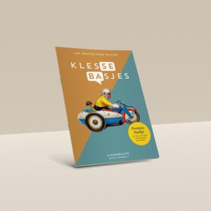 Klessebasjes - Prentenboekje   Mannen