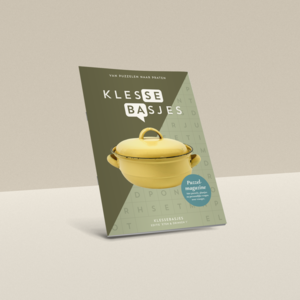 Klessebasjes – Puzzelboekje | Eten en drinken