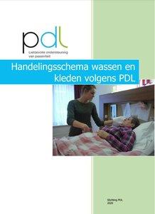 Handelingsschema - Wassen en kleden volgens PDL