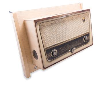 Radio - nieuwe techniek in een oud jasje