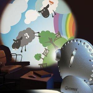 Space Projector + 1 Wiel gekleurde afbeelding