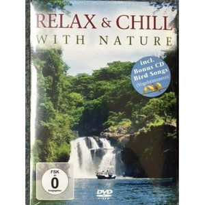 DVD-box Relax and Chill with Nature (3 DVD's)