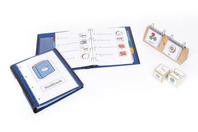 Pictogrammen software - Leren werken met 'Communicatie in Print' (groep)