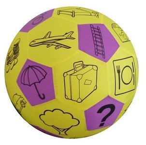 Speelbal de verhalenbal