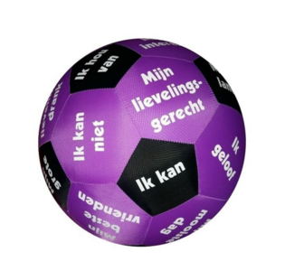 KORTING - Spel - Speelbal gespreksbal