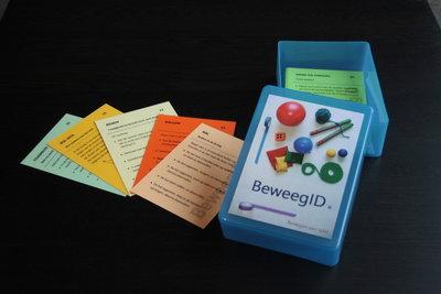 BeweegID Box - 70 beweegkaarten