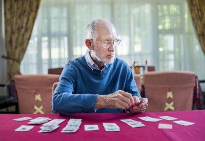 Creëer een uitdagende omgeving voor mensen met dementie - workshop
