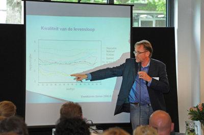 Workshop en coaching - 'Lerend vermogen van mensen met dementie benutten' - Dr. Frans Hoogeveen