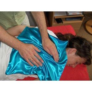 Massagedoekje - voor massage zonder olie
