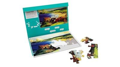 Puzzel - Kustlijn - Jigsaw Puzzles