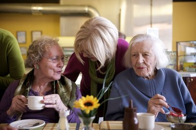 Alzheimercafé of Theehuis