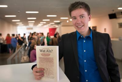 Lezing -  'Wat Alz?' Over de kern van communicatie, de kracht van dromen en het wonder van relaties