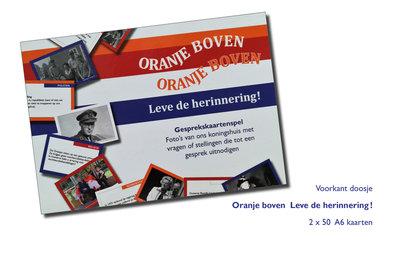Oranje boven, leve de herinnering