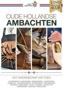 DVD - Oude Hollandse Ambachten