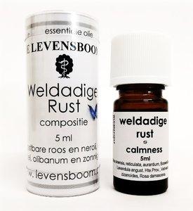 Weldadige rust - Intense rust