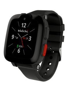 Watchi Care Water Resistant - Zwart