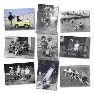 Tijdreis - Spelen - aanvulling op basisset 'Een doosje vol herinneringen'