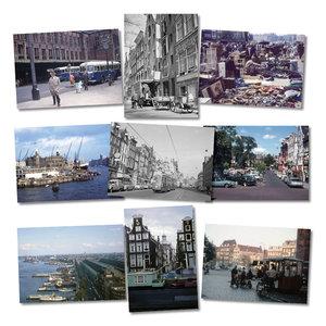 Tijdreis - Amsterdam - aanvulling op basisset 'Een doosje vol herinneringen'