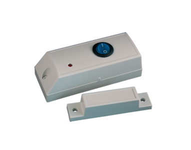 Draadloos deuralarm - magneetcontact met AAN/UIT schakelaar - DAZA